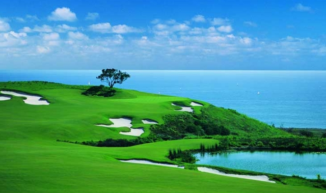 Pelican Hill Golf Club - Ocean South Course