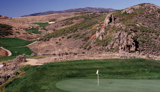 Promontory - Pete Dye Canyon Course
