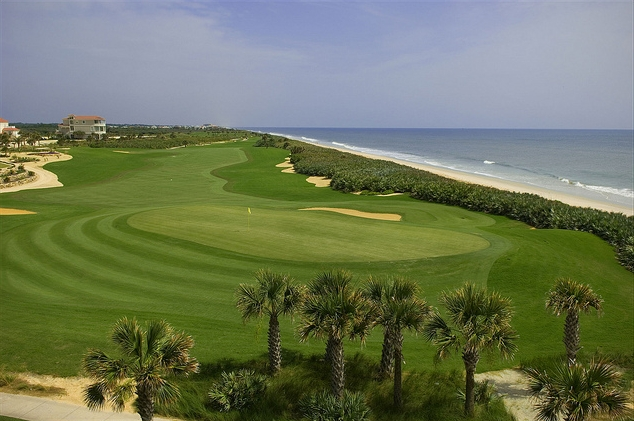 The Ocean Course at Hammock Beach